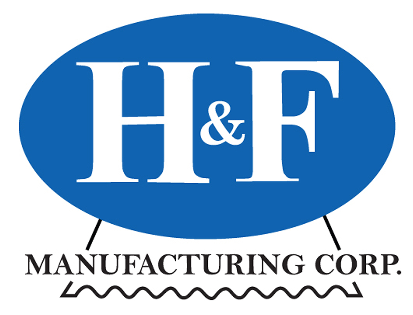 New Logo H&F Manufacturing | Corrugated Plastic Sheeting