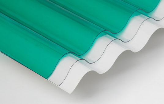 UNITREX polycarbonate panels