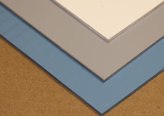 Rigid Pvc Flat Sheet Vinyl Sheets Polyvinyl Chloride