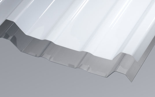 Polycarbonate Siding Amp Panels Sidelights Skylights Roof